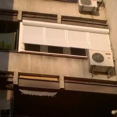 LG Mont zatvaranje terase