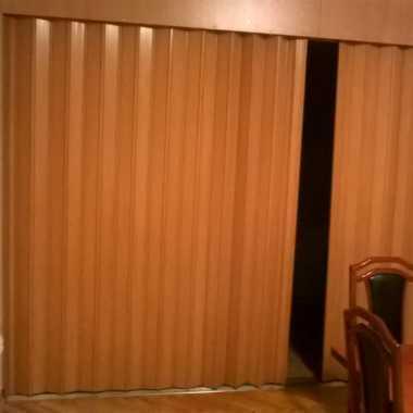LG Mont dvodelna harmonika vrata