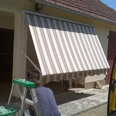 LG Mont tenda u kutiji