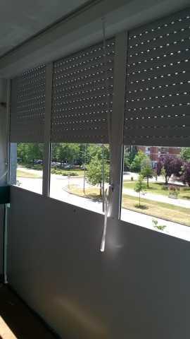 zatvaranje terase roletnam