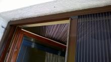 plise komarnik vrata